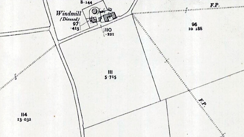 O. S. Map 1905