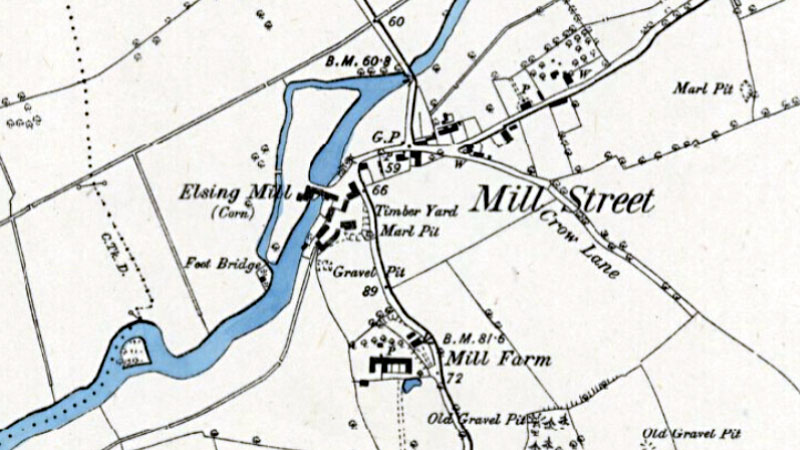 O. S. Map 1881-82