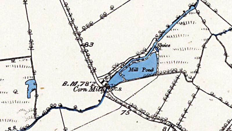 O. S. Map 1881-1882