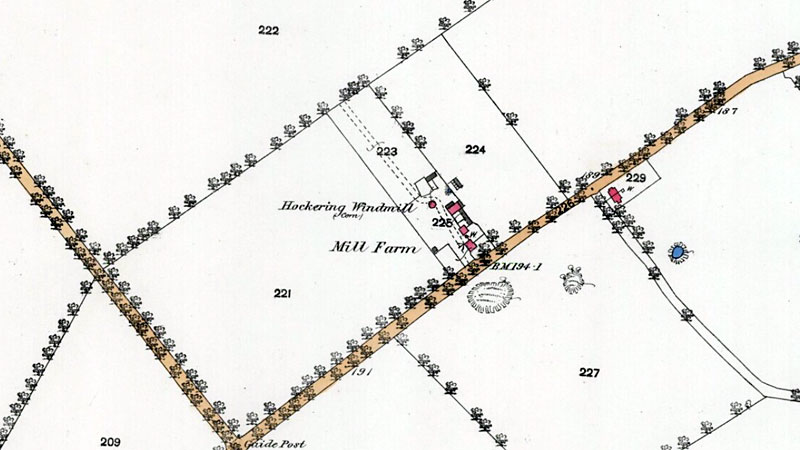 O.S. Map 1881