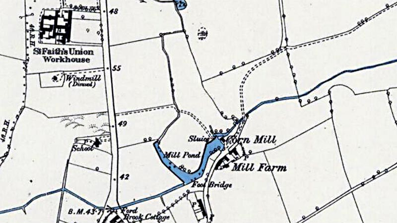 O. S. Map 1880-82