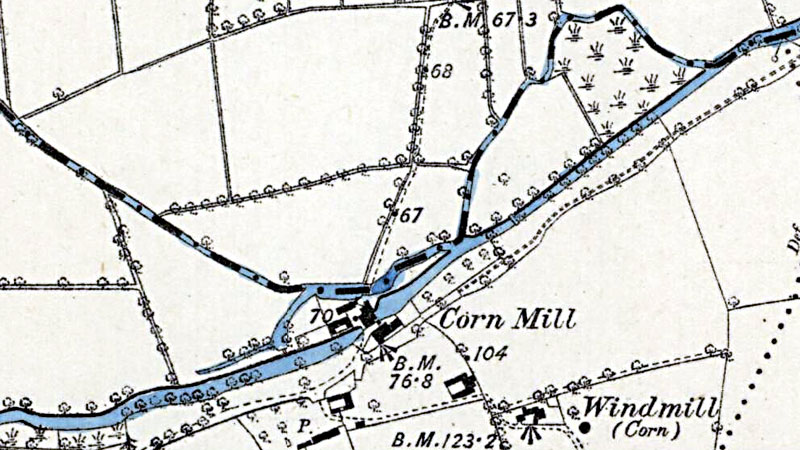 O. S. Map 1884