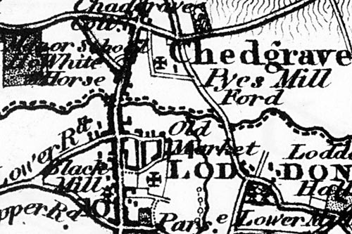 Bryant's map 1826