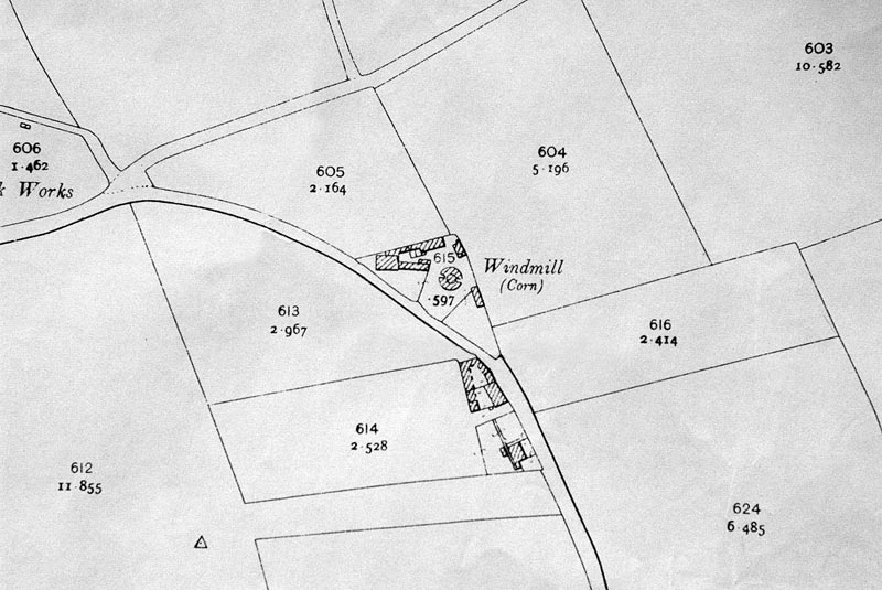 O.S. Map 1905