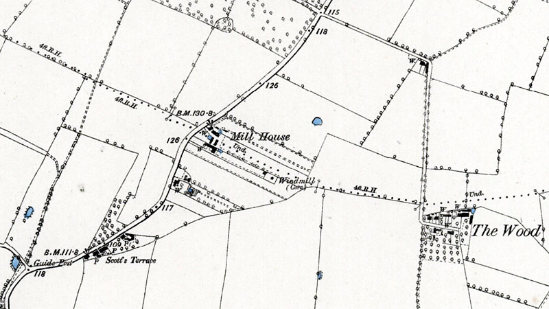 Ordnance Survey Map 1881