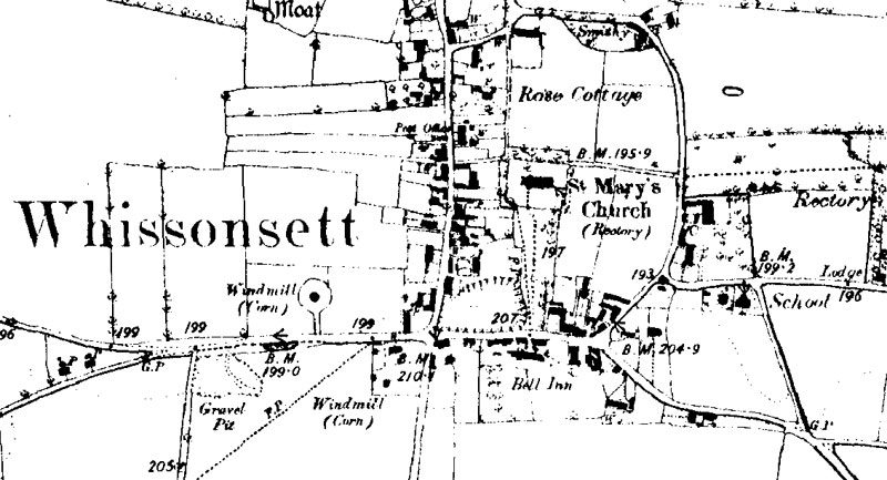 O.S. Map 1891