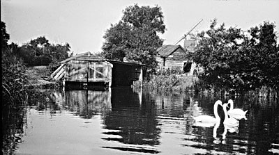 Dilham staithe 1929
