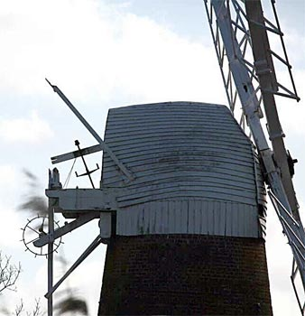 Damage caused during the gale of 5th May 2007