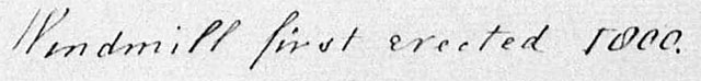 Ashill Parish Register 1800
