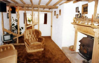 Mill House sitting room 1987