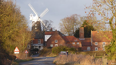 Watermill and windmill 14th February 2016