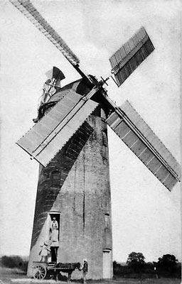 Mill working c.1908