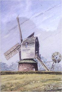 Watercolour c.1935