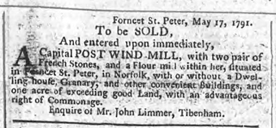 Norfolk Chronicle - 21st & 28th May & 4th June 1791