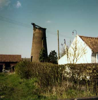 Horsford towermill 1977