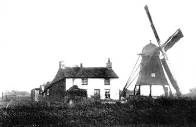 Mill & house c.1910