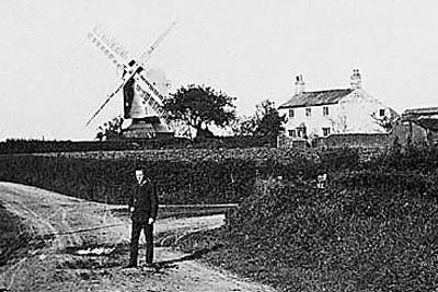 Mill working c.1890