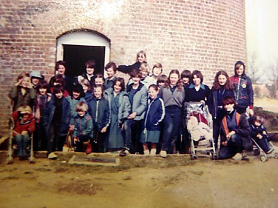 1st Wanstead Guide Company 1982