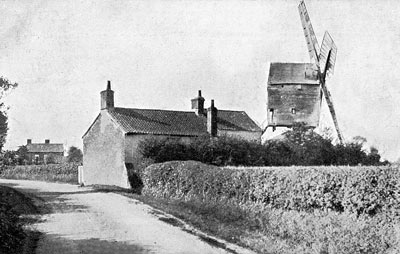 West End mill c.1906