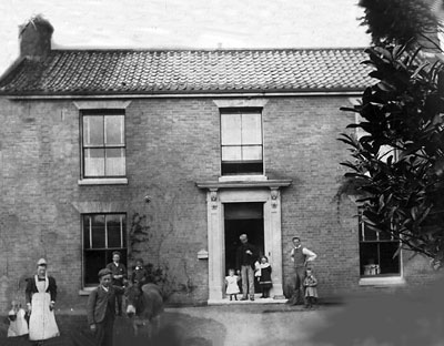 Mill house c.1925