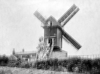 Mill working 1907