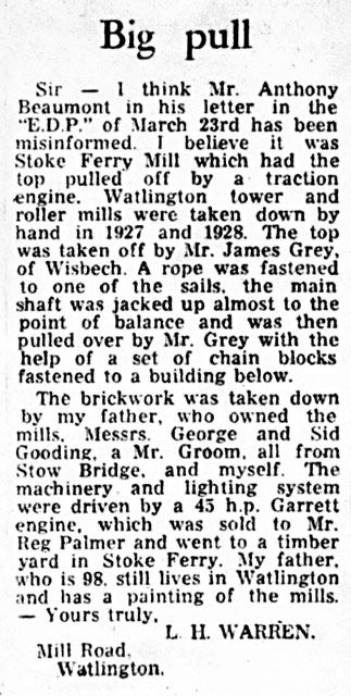 Eastern Daily Press - 11th April 1973