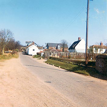 Approach to the mill 1969