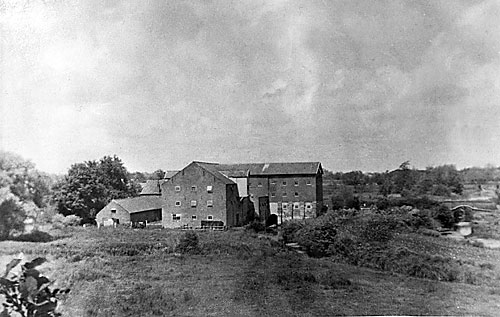 Rear of mill c.1926