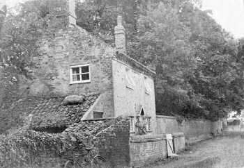 Mill Cottage in 1950