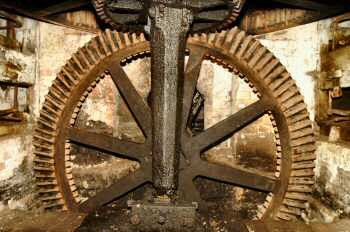 Pit wheel 7th May 2003
