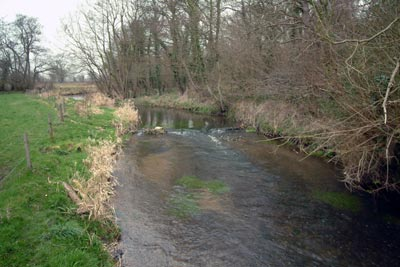 Probable mill site 28th March 2003