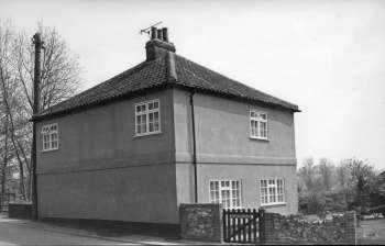 Cringleford old toll house c.1978