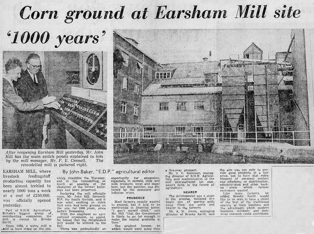 Eastern Daily Press - 24th July 1975