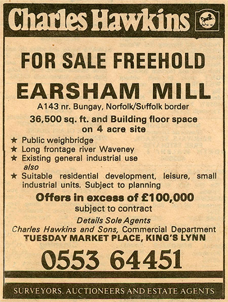 Sale notice Sept 1982