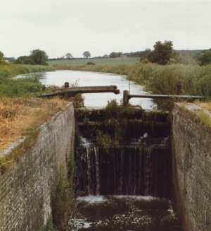 Ebridge lock 1977