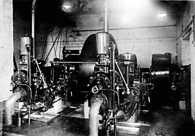 Main engine c.1940