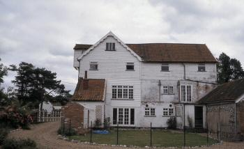 Side view of the mill c.1985