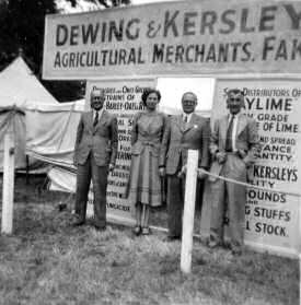 Royal Norfolk Show in 1949