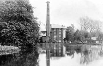 Chimney and locum c.1910