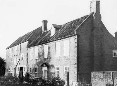 Front of mill c.1972