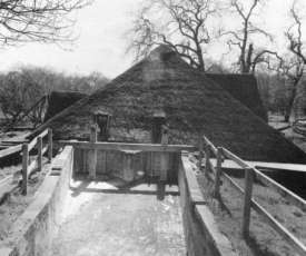 Mill leat c.1990
