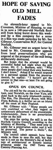 The Times - 27th May 1966