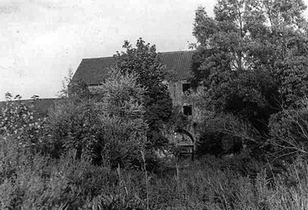 Rear of mill c.1966
