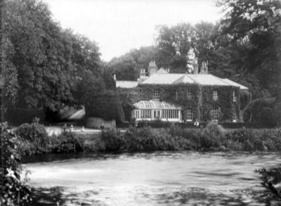 Hellesdon Mill House c.1910