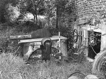 The turbine powered circular saw 12th July 1981