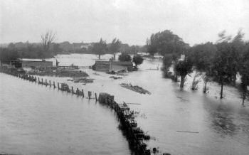 The flood of August 1912