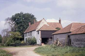 The mill house and farm June 1967