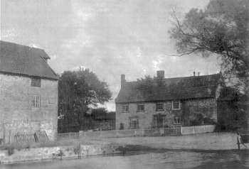 The mill and mill house c.1910