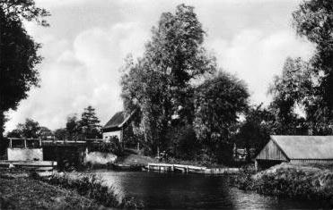 Coltishall lock c.1910