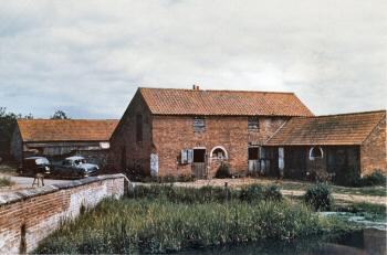 Other buildings within the mill complex c.1958